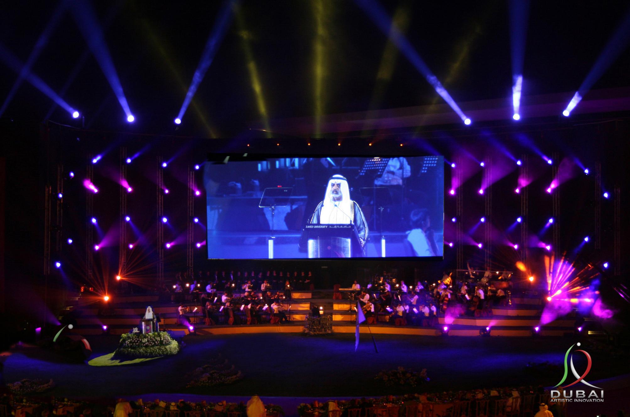 Zayed University 10th Anv