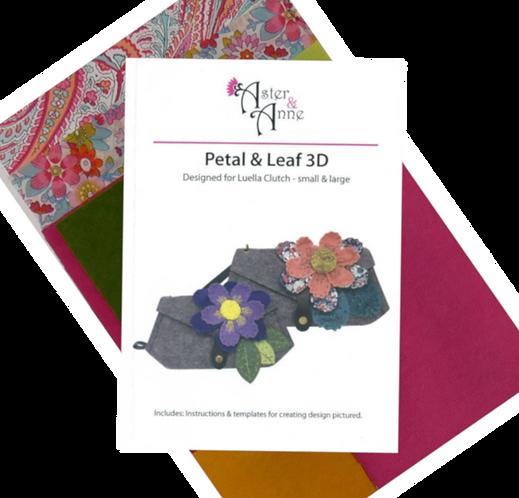 3D Flower Pattern & Fabric