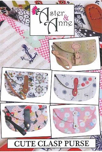 Cute Clasp Purse Pattern