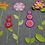 Thumbnail: Walk in the Garden (WITG) - Fabric Pack