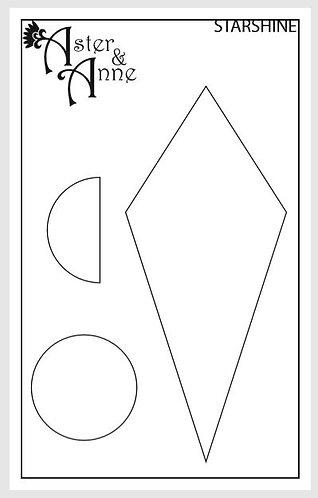 Stencil - Starshine
