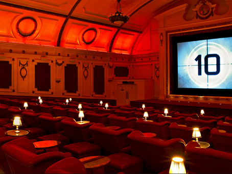 Les meilleurs cinémas de Londres