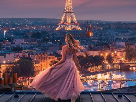 7 motivos para criar conteúdo em Paris na França