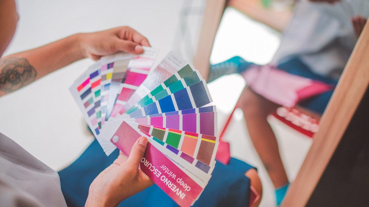Consultoria Análise de Coloração Pessoal