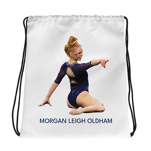 Morgan Leigh - Drawstring bag