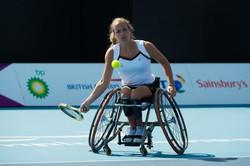 Tênis em Cadeira de Rodas