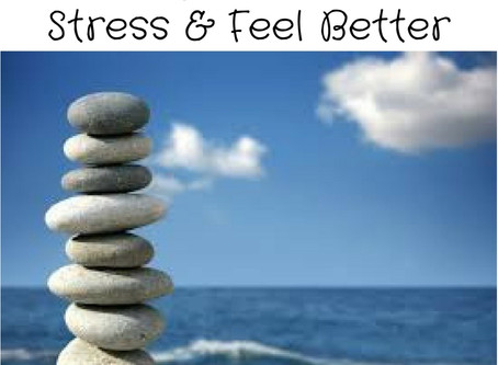 24 Ways to Reduce Stress and Feel Better