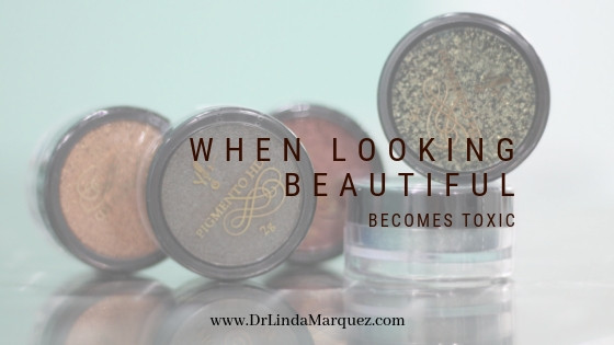 When Looking Beautiful Becomes Toxic
