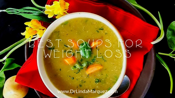 The Best Soups for Weight Loss