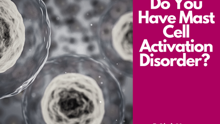 Hives, Itchy Skin, Histamine Intolerance or Mast Cell Activation Disorder?