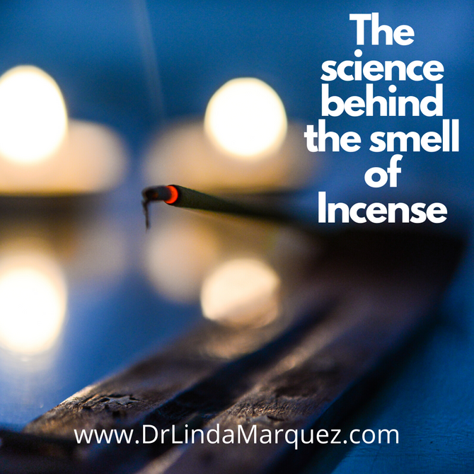 The Science Behind The Smell of Incense
