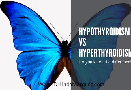 Hypothyroidism vs. Hyperthyroidism: Do You Know the Difference?