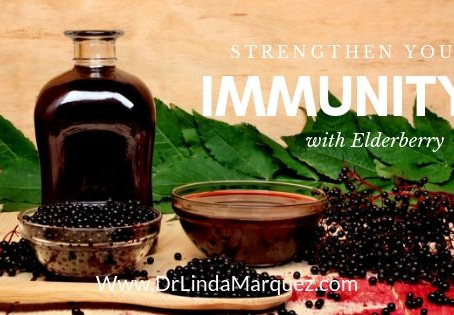 Strengthen Your Immunity with Elderberry