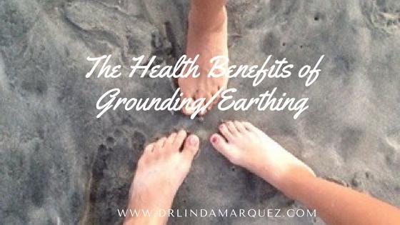 Barefooted = Grounding/Earthing