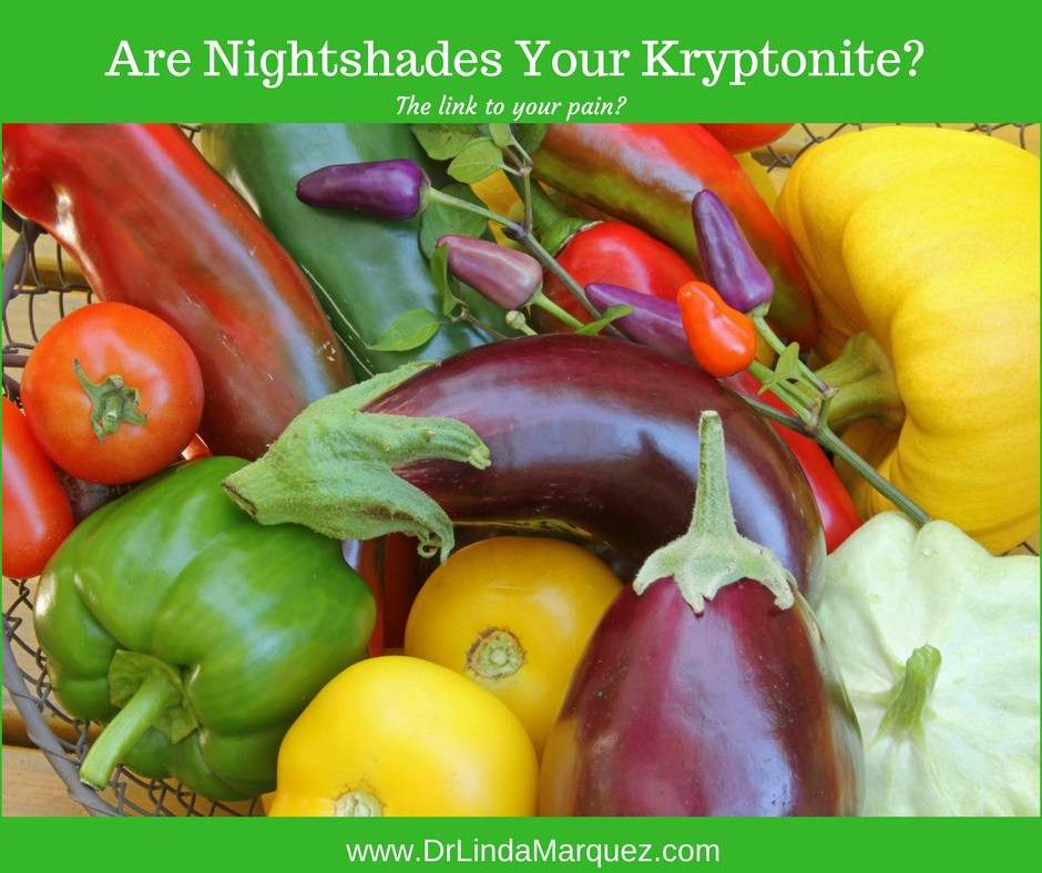 Are Nightshades Your Kryptonite