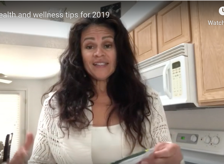 My Best Health & Wellness Tips for 2019