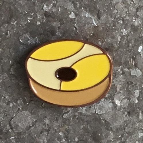 Enamel Pin - Lemon Tart