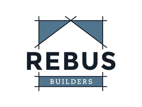 Rebus Builders Branding