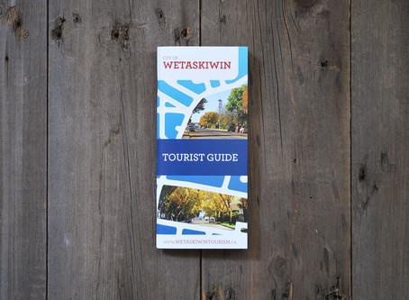 Wetaskiwin Tourism Guide & Postcard