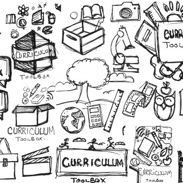 Kristin Gibson, Freelance Graphic Designer, Edmonton, Alberta, Edmonton Public School Board Curriculum Toolbox