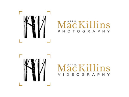 April MacKillins Photography Branding