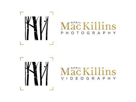 April MacKillins Photography Branding