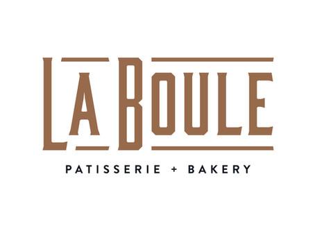 La Boule Patisserie + Bakery Branding
