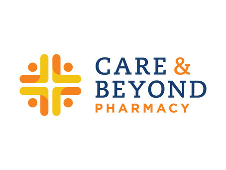 Care and Beyond Pharmacy Branding