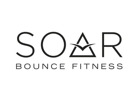 Soar Bounce Fitness Branding