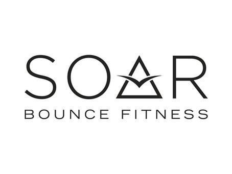 Soar Bounce Fitness Branding