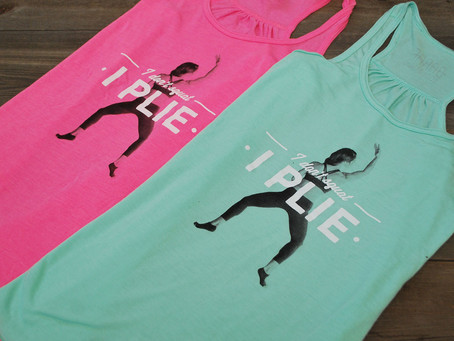 Barre Body Studio Tank