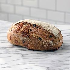Olive Oregano Parmesan Loaf