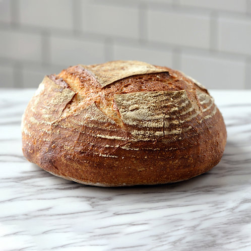 La Boule Miche (Sourdough)