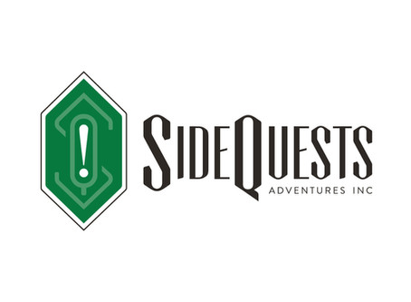 SideQuests Adventures Inc Branding