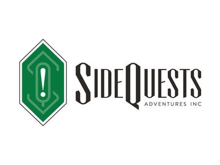 SideQuests Adventures Inc Branding