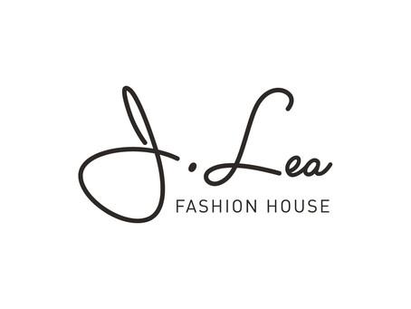 J. Lea Fashion House Branding