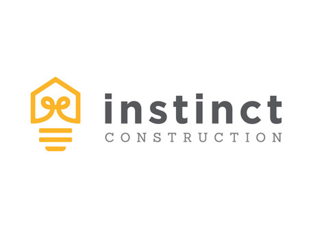 Instinct Construction Branding