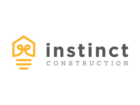 Instinct Construction Branding