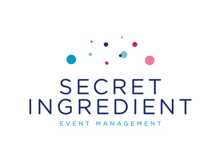 Secret Ingredient Event Management Branding
