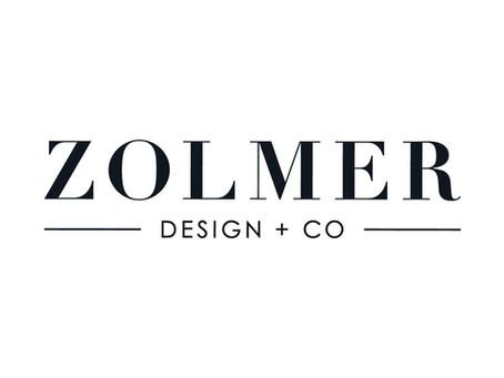 Zolmer Design + Co. Branding