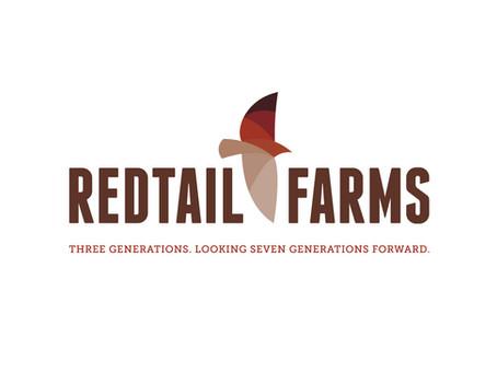 Redtail Farms Branding