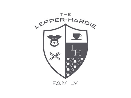 Lepper-Hardie Family Crest