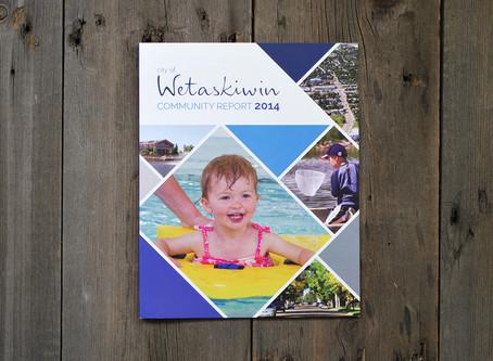City of Wetaskiwin Community Report 2014
