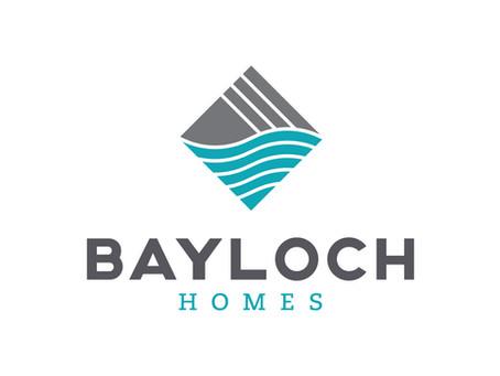 Bayloch Homes Branding