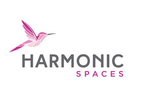 Harmonic Spaces Branding
