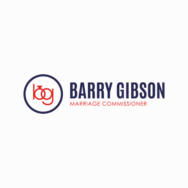 Barry Gibson Marriage Commissioner