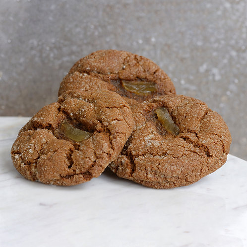 3 Ginger Cookies