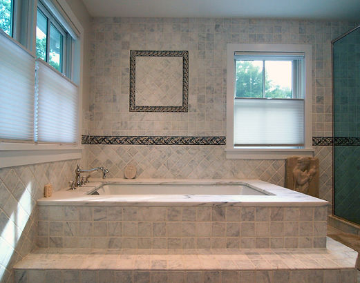 Bathroom Renovation - VKS Architecture