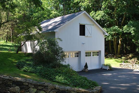 Garage  - VKS Architecture