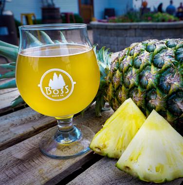 Time Share-Apple Pineapple Hard Cider